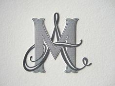 Tailored Custom Monogram