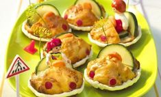 18 fun appetizers and snacks recipes for kids party or adult dinner #DIY-Crafts