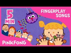 Favorite Fingerplay Songs Vol. Toddler Preschool, Toddler Crafts, Where Is Thumbkin, Phonics Song, Music Crafts, Finger Plays, Kids Songs, Nursery Rhymes, Bedtime