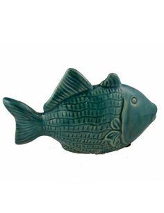 Peixe de decoração Linha Home Marcia Mello. #decoracao http://loja.marciamello.com.br/casa/decoracoes