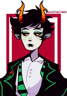 I feel like Lanque is gonna be a dick and I don& want that, but look at him! Homestuck Karkat, Trans Rights, Davekat, Sea Dweller, Female Characters, Fictional Characters, Wallpaper, Anime, Fandoms