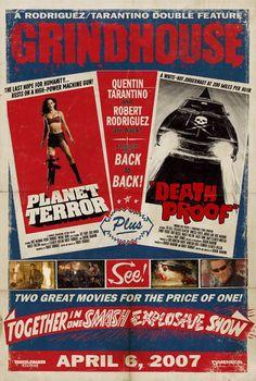 Planet Terror , DEATH PROOF
