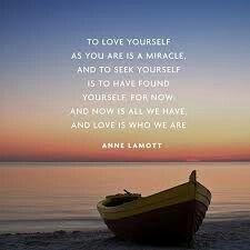 Love yourself everyday!