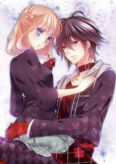 Heroine & Shin.