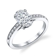 Diamond Engagement Ring - Engagement Rings Solitaire - Designer Engagement Rings, Fine Jewelry & More. Serving San Carlos, Redwood City, Belmont, Foster City, San Mateo & the entire bay area.