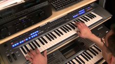 TYROS 5 -    MEDLEY SLOW ROCK : Andrea Bocelli - Con te Partiro - The Be...