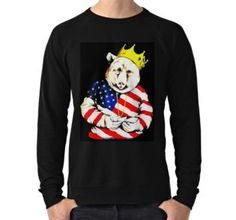 'King Bear intens Graphic T-Shirt by Misteriousbear T Shirts, Graphic Sweatshirt, King, Bear, Sweatshirts, Unique, Sweaters, Stuff To Buy, Clothes