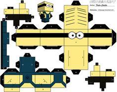 Colección de muñecos Cubeecraft (Parte 1) - Taringa!