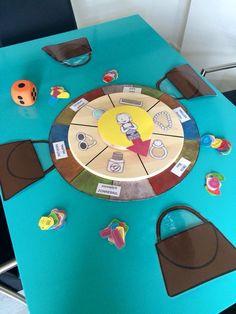 Handtassen- spel met Moederdag