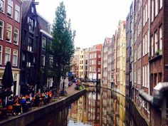 Living The Awesome Amsterdam Life - Jasmine Zelda