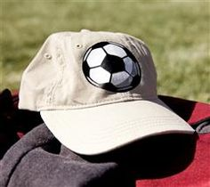 Coach your kids in style with this awesome hat!