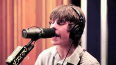 "Jake Bugg performing ""Lighting Bolt"" Live on KCRW"