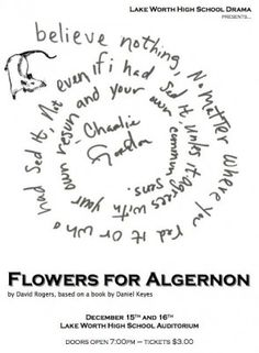 flora for algernon guided reading