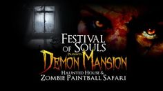 Save 50% on tickets to the Festival of Souls Demon Mansion Haunted House in Hallandale!