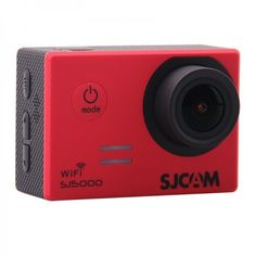 VIDEO CAMERA SJCAM SJ5000 WIFI RED V2.0 SPORT - Inside-Pc - Inusnet.com - Inside-Pc Baza