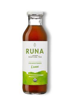 Runa Lime Un Sweet Rtd (12x14OZ )