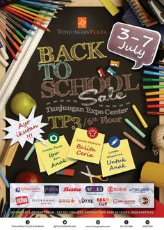 Back To School 3 – 7 Juli 2013 At Tunjungan Expo Center TP 3, 6th Floor  - Lomba Photo Ibu dan Anak - Lomba Fashion Balita Ceria - Lomba Mewarnai Untuk Anak  http://eventsurabaya.net/back-to-school/