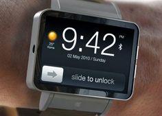 Provável data de lançamento faz com que a Maçã fique cerca de um ano atrás da Samsung.Uma das novas apostas das grandes companhias do ramo da tecnologia são os relógios inteligentes. Recentemente, a Samsung afirmou que pretende anunciar o seu smartwatch para o público no dia 4 de setembro — mesma d