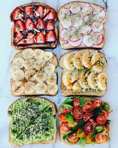 May 2020 - Vegan recipes that are healthy and delicious. See more ideas about Food recipes, Vegan recipes and Healthy. I Love Food, Good Food, Yummy Food, Tasty, Healthy Snacks, Healthy Eating, Healthy Breads, Clean Eating, Eating Well