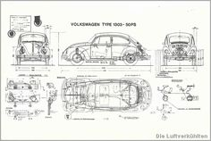 Vw Beetle Chassis Dimensions - ExtraVital Fasion