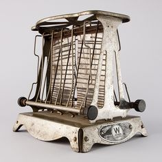 antique toasters | Vintage Toasters : Federico Marin