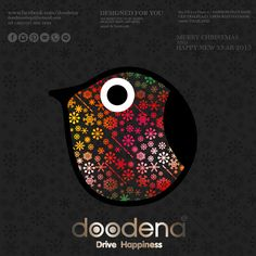 doodena : merry christmas and happy new year 2015