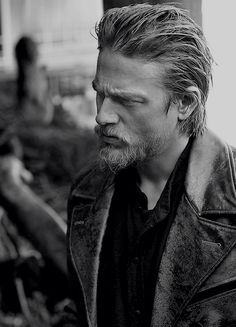 Charlie Hunnam photographed by John Balsom ☆☆☆☆☆