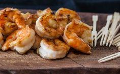 Miso Butter Shrimp by Steamy Kitchen
