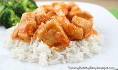 Yummy Healthy Easy: Easy Mandarin Chicken