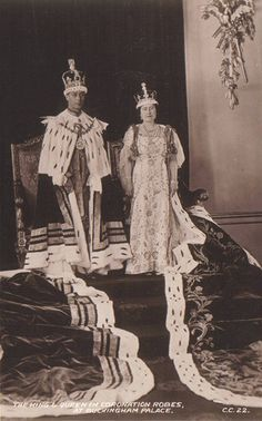 Coronation of Their Majesties King George VI. and Queen Elizabeth 1937