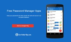 Top 5 Best Free Password Manager Apps for Android