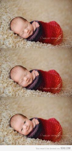 Teeny tiny bundle of joy :-)