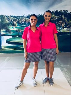 Don't you agree, our pro shop ladies look fantastic in their Rhode Island Apparel Pearl Golf Shirts, courtesy of Global Golf SA. If you are looking for the latest in golfing fashion, head down to the San Lameer Country Club pro shop today.