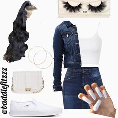 everyday outfits for moms,everyday outfits simple,everyday outfits casual,everyday outfits for women Boujee Outfits, Baddie Outfits Casual, Swag Outfits For Girls, Cute Outfits For School, Teenage Girl Outfits, Cute Swag Outfits, Cute Comfy Outfits, Girls Fashion Clothes, Teen Fashion Outfits