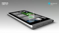 Nokia Titanium Lumia FX800 design concept