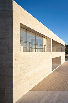 PanoramAH! Project: Casa dell'Infinito Architect: Alberto Campo Baeza Photos: Javier Callejas Location: Cádiz, Spain www.panoramah.com