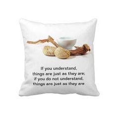 Zen Pillow ~ Zazzle store: $59.95