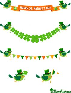 Lucky You ... Free Royalty-Free Vectors for St. Patrick's Day