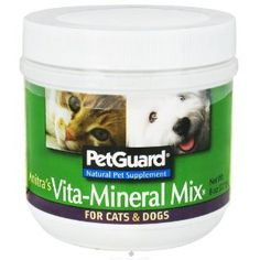 PetGuard Anitra's Vita-Mineral Mix Natural Pet Supplement (Misc.)