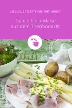 Sauce hollandaise mit Spargel - Foto: Frauke Antholz