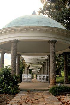 The Italian Gardens at Maymont in Richmond, VA