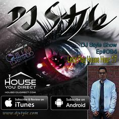 "Check out ""DJ Style Show Ep 094"" by Chill Lover Radio on Mixcloud"