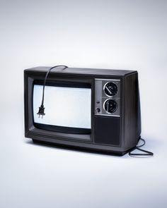Cuesta creerlo, pero hubo un tiempo en que la televisión se veía unicamente en blanco y negro.