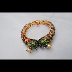 "Spotted while shopping on Poshmark: ""Peacock Bollywood bangle""! #poshmark #fashion #shopping #style #Jewelry"