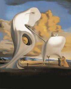 El Angelus de Millet, Salvador Dalí