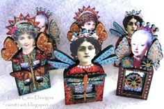 FRIENDS in ART: Fairy Shrines - A New Addiction