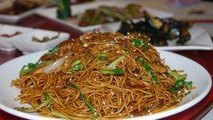 A legfinomabb kínai pirított tészta,amit kipróbálhatsz! Asian Recipes, Ethnic Recipes, Sweet And Salty, Japchae, Pasta Dishes, Bacon, Food And Drink, Cooking Recipes, Lunch
