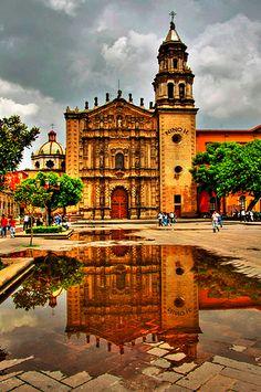 Nuestra Señora del Carmen . San Luis Potosi, Mexico