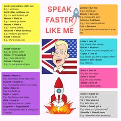 Do You Want to Speak English FASTER? ;)