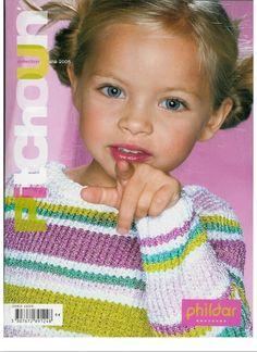 Phildar Enfants 423 - Silvina Verónica Gordillo - Picasa Webalbumok